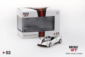 MINI GT 1:64 Pagani Huayra Roadster HK Exclusive