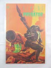 Dark Horse ALIENS VS. PREDATOR Comic Book #1 - F/VF