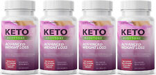 KETO BODYTONE  ADVANCED WEIGHT LOSS  240 CAPSULES - 4 MONTH SUPPLY