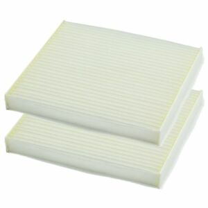 2 Pack Cabin A/C Air Filter CAF1817P