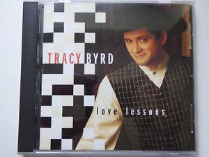 TRACY BIRD * Love Lessons * VG+ (CD)