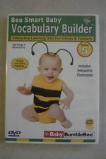 - BABY BUMBLEBEE VOCABULARY BUILDER - INTERACTIVE LEARNING DVD VOL 5 (REGION 4]