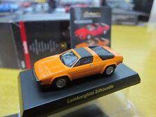 Kyosho - Lamborghini Collection 2 - Silhouette - Orange - 1/64 - Mini Car