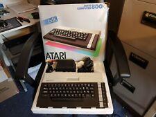 RARE VINTAGE ATARI 800 XL COMPUTER SYSTEM (MINT BOXED)