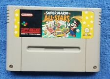 SUPER MARIO ALLSTARS - SNES - Retro Sale!!! - Super Nintendo Game - C