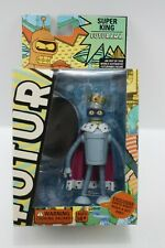 FUTURAMA - SUPER KING BENDER action figure