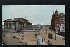 L@@K  Lime Street Liverpool 1900's Postcard