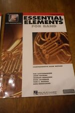 Essential Elements for Band: French Horn Book 2 with Eei and Online Media 862598