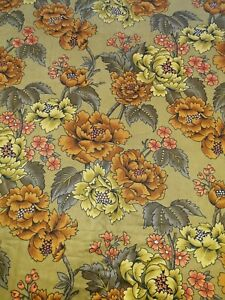 Vintage Bevis Tavistock Fabric/Tablecloth