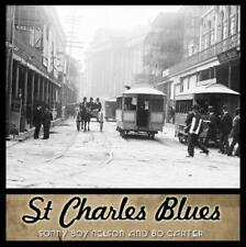 St. Charles Blues - Sonyy Boy Nelson & Bo Carter - Various Artists (NEW CD)