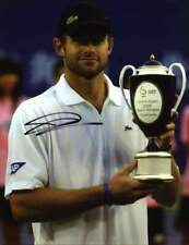 Andy Roddick signed tennis 8x10 photo W/Certificate Autographed (A0002)