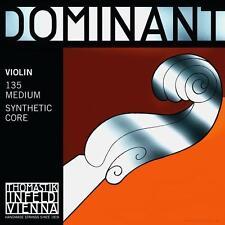 4/4 Thomastik Dominant Violin Strings set of 4