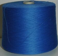 Knitting Machine Yarn Top Quality 3/30s 1.5 Kilos Acrylic Saxe Blue IND20.07