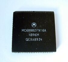 Motorola MC 68882 FN16 FPU co-processor ATARI MEGA STE, FALCON, AMIGA, APPLE