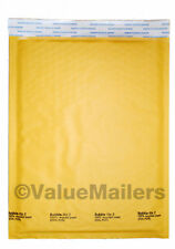 2 Kraft 85 X 12 Bubble Lite Mailers Dvd Padded Envelopes Bags 25 100 To 2000