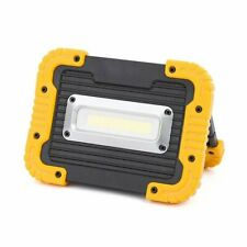 Portable 20W COB LED 2400LM Rechargeable Flood Light Spot Work Camping Lamp