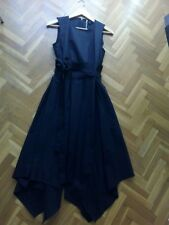 COS Sleeveless dress with pleated waist (RRP £79)