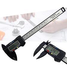 6'' 150mm LCD numérique pied à coulisse Jauge Micromètre outil électronique
