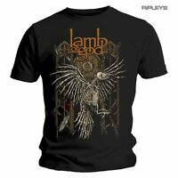 Official T Shirt Lamb of God  Heavy Metal CROW Bones The Duke All Sizes