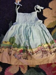 Joules Dress Age 12-18 months