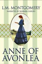 Anne of Avonlea (Anne of Green Gables Novels) Montgomery, Lucy Maud Audio CD
