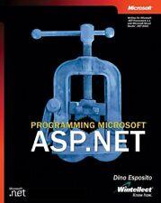 Programming Microsoft® ASP.NET (Developer),Dino Esposito