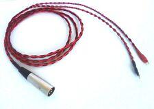 Sennheiser hd600 ofc équilibrée xlr audiophile cable, hd650/hd580