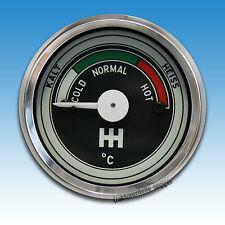 Temperaturanzeige  Fernthermometer IHC  225 Traktor Schlepper