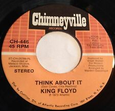 King Floyd 45 Think About It / Here It Is