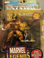 Marvel Legends Series VI Wolverine Action Figure ToyBiz 2004 New in Package