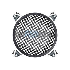 SUBWOOFER Grata griglia griglia 380MM 38CM metallo supporto viti