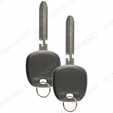 2 Replacement for Toyota 2005-2010 Tacoma 2007-2010 Tundra Remote Car Fob Key