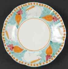 Vietri (italy) CAMPAGNA RABBIT (CONIGLIO) Salad Plate 996542