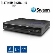 Swann NVR8-7400 8 Channel CCTV 2TB 4MP Network Video Recorder