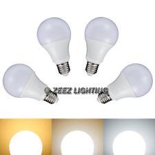 4X 5W Soft Warm White LED Light Bulbs A-Shaped A19 A21 EQ. 40W Incandescent Lamp