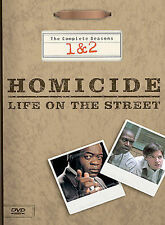 Homicide Life on the Street - The Complete Seasons 1 & 2, DVD, Ned Beatty, Kyle