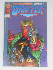 GRIFTER #1 - COMIC - 1995 - 8 - NO BAR CODE COVER