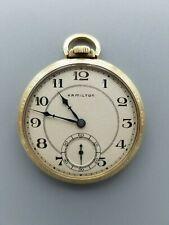 Hamilton 917 10s pocket watch