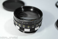 KOWA telephoto M42 2x extender lens converter objektiv + 2x ring adapters barlow