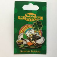 DLR St. Patrick's Day 2008 - Tinker Bell Limited Edition 1000 Disney Pin 59837