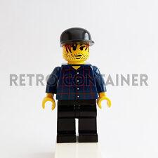 LEGO Minifigures - 1x spd014 - Taxi Driver - Spider-Man Omino Minifig Set 4852