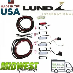 Lund International Night FX Guide Lights Fits 2015-2019 Ford F-150 F-250 F-350