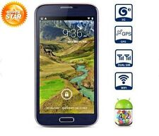 "Android 4.2 3G Smart Phone 5.3"" IPS Screen Quad Core 1GB RAM Dual Cameras & GPS"