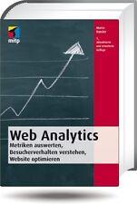 Web Analytics von Marco Hassler (2011, Gebundene Ausgabe)