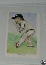 #38 Cricket Geoff Boycott - 1980s  Sport card