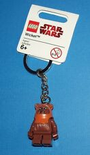 LEGO -  KEYCHAIN - 852838 WICKET ( Ewok ) - NEW   Star Wars