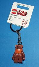 LEGO -  KEYCHAIN - 852838 WICKET ( Ewok ) - NEW   Star Wars