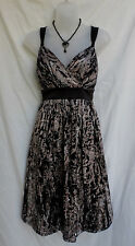 Diana Ferrari Size 12 M Dress Shimmery Cocktail Occasion Party Evening Wedding