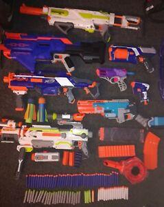 Nerf Set Sammlung