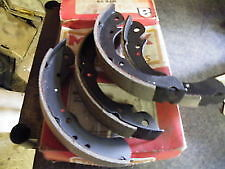 Toyota Corolla (1967 on) *New* Rear Brake Shoes Mintex MFR29